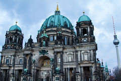 Berliner Dome Royalty Free Stock Image