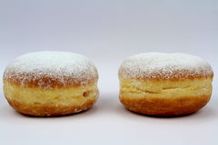 Berliner donut Royalty Free Stock Images