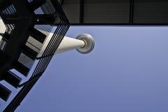 Berliner fernsehturm Stock Image