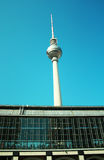 Berliner Fernsehturm, Television Tour Stock Photo