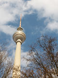 Berliner Fernsehturm (TV Tower), Berlin, Germany Stock Photography