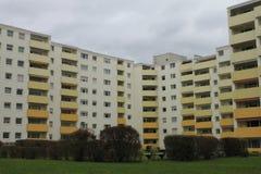 Berliner gata Arkivfoto