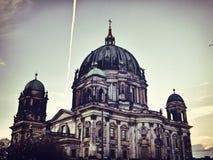 berliner kupol Royaltyfri Foto