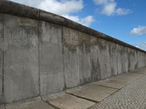 Berliner Mauer Stockfoto