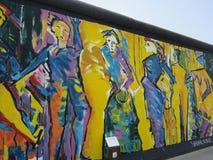 Berliner Mauer Stockfotos