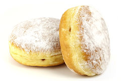 Berliner pastry Royalty Free Stock Photography