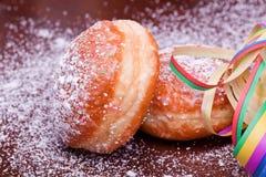 Berliner Pfannkuchen Royaltyfri Bild