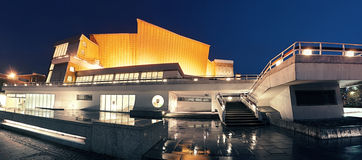 Berliner Philharmonie Royaltyfria Bilder
