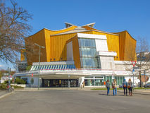 Berliner Philharmonie Royalty Free Stock Images