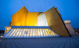 Berliner Philharmonie Royalty Free Stock Images