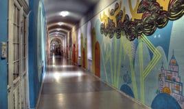 Berliner Urban City Art Perspective. S on life Stock Photos