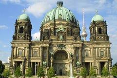 berlinerdom Royaltyfri Fotografi