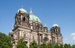 BerlinerDom Royaltyfri Bild