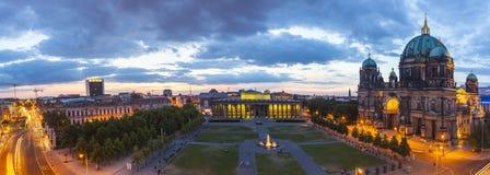BerlinerDom, Berlin Cathedral, Tyskland Royaltyfri Foto