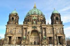 BerlinerDom i Berlin, Tyskland Royaltyfri Bild