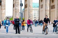 Berliners Stock Afbeelding