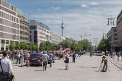 Berling TV Tower Royalty Free Stock Photo