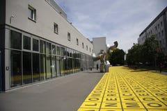 Berlinische Galerie Images libres de droits