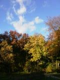 Berlino in autunno Fotografia Stock