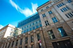 Berlino, Deutsche Bank immagine stock libera da diritti