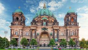 Berlino, DOM al giorno, nessuno del berlinese immagini stock libere da diritti