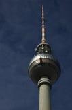 Berlino Fernsehturm Fotografie Stock Libere da Diritti