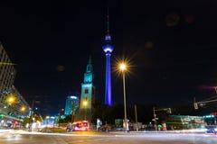 berlino Festival delle luci 2014 Immagini Stock