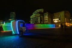 berlino Festival delle luci 2014 Fotografie Stock