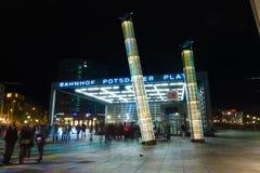 berlino Festival delle luci 2014 Fotografia Stock