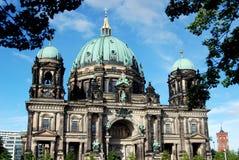 Berlino, Germania: Cattedrale berlinese dei DOM Fotografie Stock