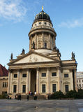 Berlino, Germania 10 ottobre 2009 - cattedrale francese Fotografia Stock