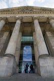 Berlino Reichstag immagini stock libere da diritti