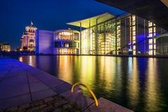Berlino Reichstag Immagini Stock