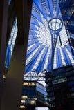 Berlino SONY concentra Immagini Stock
