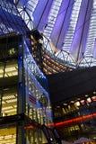 Berlino SONY concentra Fotografia Stock