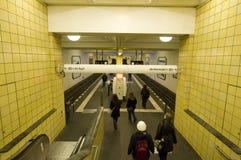 Berlino sotterranea immagini stock libere da diritti