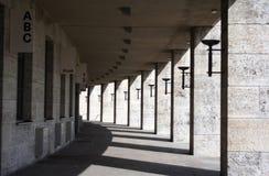 Berlino, stadio olimpico fotografie stock
