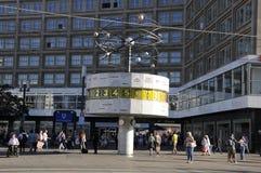 BERLINS ΔΙΑΣΗΜΟ ΡΟΛΟΙ Στοκ Φωτογραφία