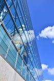 Berlins byggnad Fotografering för Bildbyråer