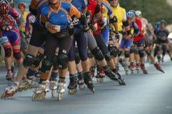 Berliński maraton Zdjęcia Stock