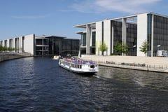 Berlín Regierungsviertel Foto de archivo libre de regalías