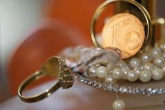 Berlockelegans och juvlar Royaltyfri Foto