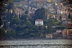 Berlusconi buys villa on Lake Como Stock Image