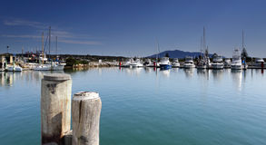 Bermagui Harbour Royalty Free Stock Photo