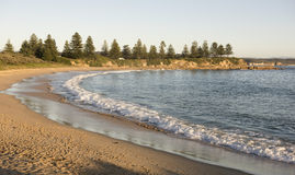 Bermagui on the New South Wales south coast Royalty Free Stock Photo