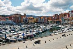 Bermeo, Spagna fotografia stock