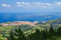 Bermeo, Spanje Royalty-vrije Stock Foto