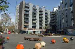 Bermondsey Square, London Royalty Free Stock Images