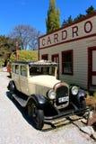Berömt Cardrona hotell Nya Zeeland Arkivfoton