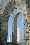 Bermuda alt und neu Stockfoto